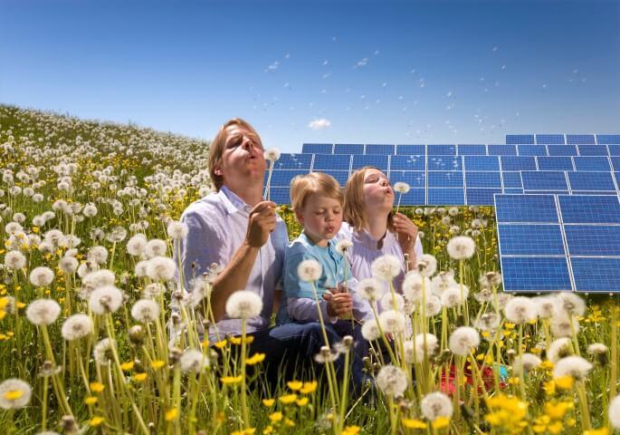 Vorteile Photovoltaik