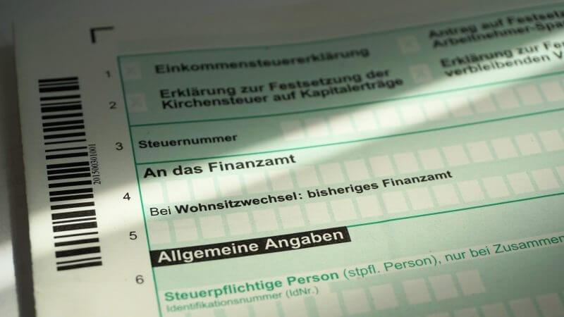 Steuererklärung Photovoltaik