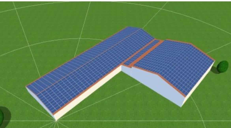 Starkow - Photovoltaik Anlage