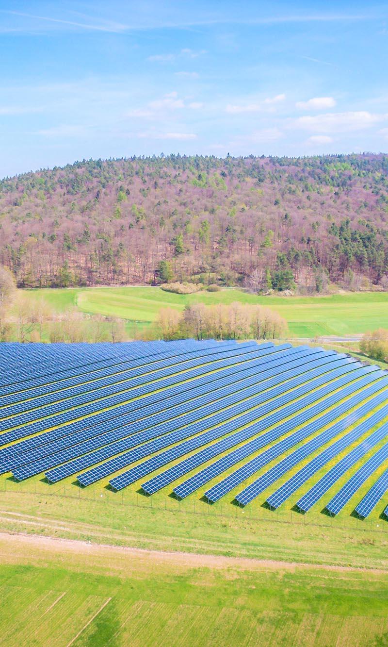 Solaranlage kaufen: Kalkulierbar, sicher und staatlich gefördert: Ihr Photovoltaik Investment