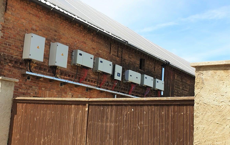 245,58 kWp Photovoltaik Anlage kaufen in Wertlau
