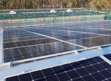 708,75 kWp - Mönchengladbach - Solaranlage Turnkey kaufen
