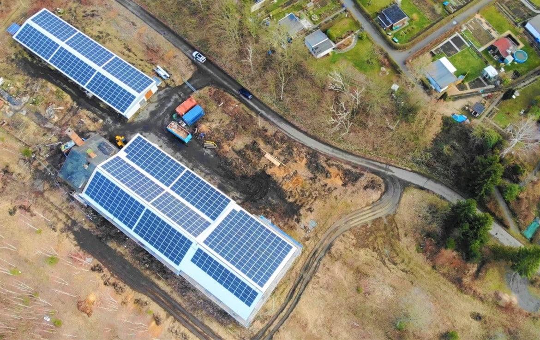 279,72 kWp Flöha - Solaranlage kaufen - Photovoltaik Direktinvestment
