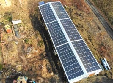 SunShine Energy GmbH - Photovoltaik Anlage Flöha