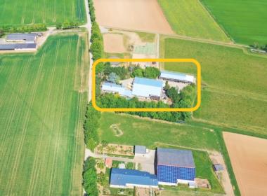 181,50 kWp Frickenhausen (Bayern!) – Photovoltaikanlage Turnkey kaufen