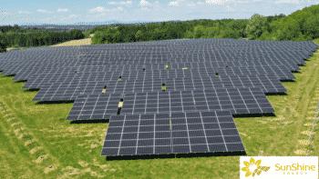 SunShine Energy PV Freilandanlage