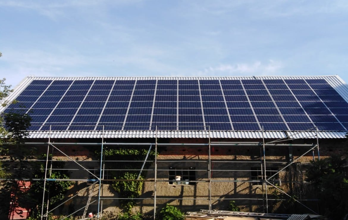 149,60 kWp - Lindethal - Photovoltaik Investition