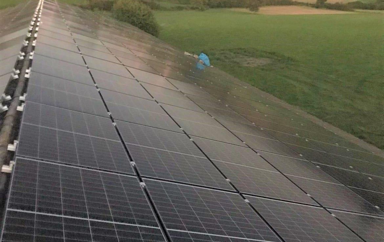 299 kWp - Wonsees - Solaranlage investieren