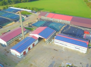 748,41 kWp - Jeetze II - Photovoltaikanlage