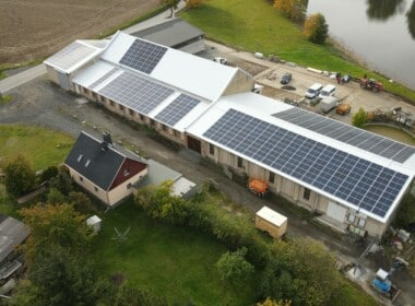 319,04 kWp – Plauen II – Solaranlage Turnkey