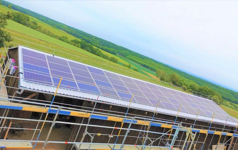 181,50 kWp Frickenhausen (Bayern!) - Photovoltaikanlage Turnkey kaufen