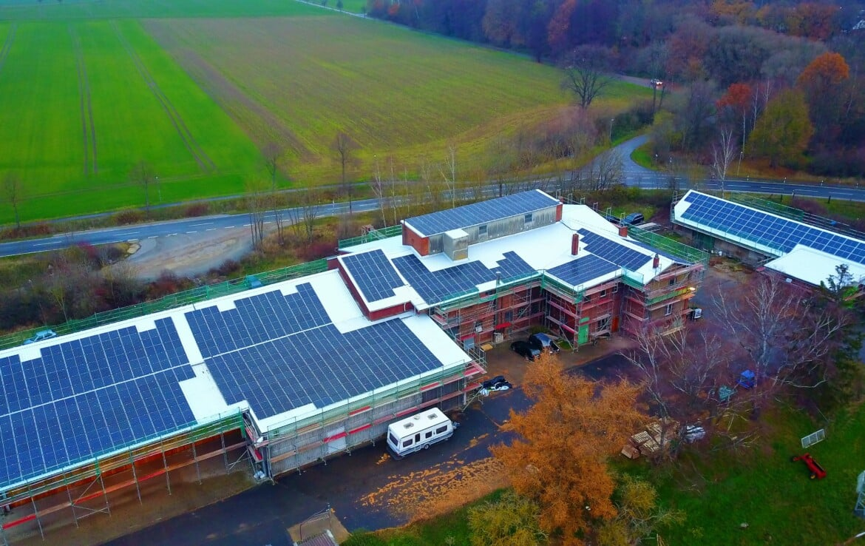 295,68 kWp - Wolfsburg - Solaranlage Turnkey