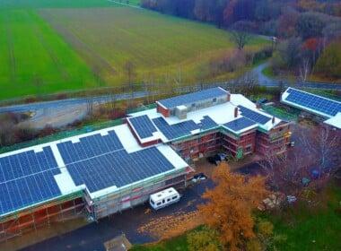 295,68 kWp – Wolfsburg – Solaranlage Turnkey
