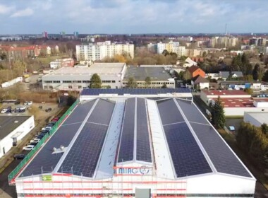 750 kWp – Braunschweig – Photovoltaikanlage