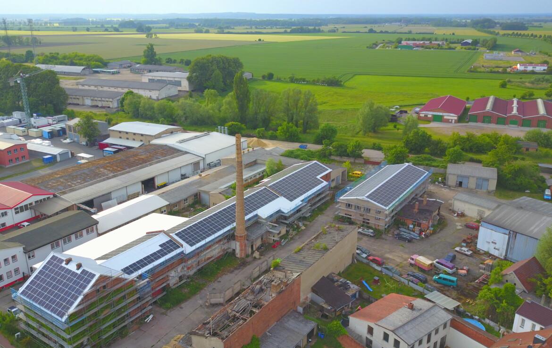 299,64 kWp - Bismark - Photovoltaikanlage