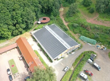 200 kWp – Großsteinhausen – Photovoltaik Investition