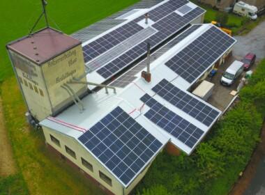 143,55 kWp – Preußisch Oldendorf – Solar Investition - SunShineEnergy_Photovoltaik_PreusischOldendorf-1-3.jpg