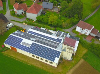 143,55 kWp – Preußisch Oldendorf – Solar Investition - SunShineEnergy_Photovoltaik_PreusischOldendorf-1.jpg