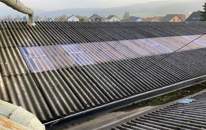 143,55 kWp - Preußisch Oldendorf - Solar Investition